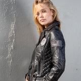 """Perfecto"" Women Leather jacket - Heroes Motorcycles"
