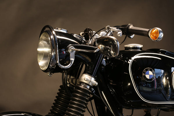 1968 Bmw 600Cc R69S - Heroes Motorcycles