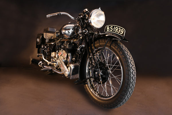 1938 Brough Superior 1000Cc Ss80 - Heroes Motorcycles