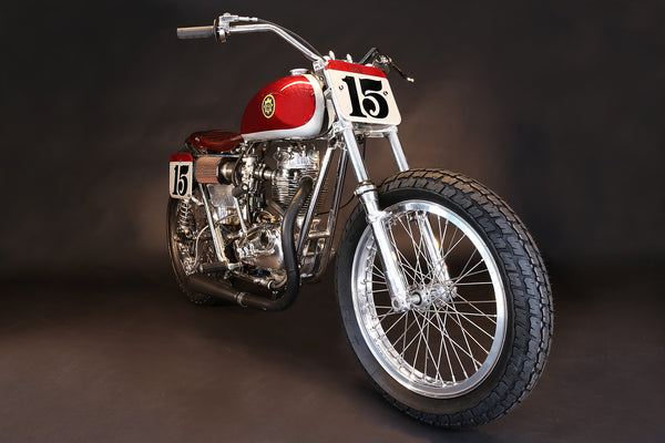 1972 Bsa 500Cc Gp - Heroes Motorcycles