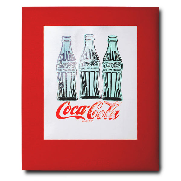 "Book ""Coca Cola Ultimate Book"" Assouline"