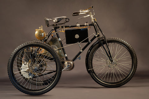1900 De Dion-Bouton Tricycle
