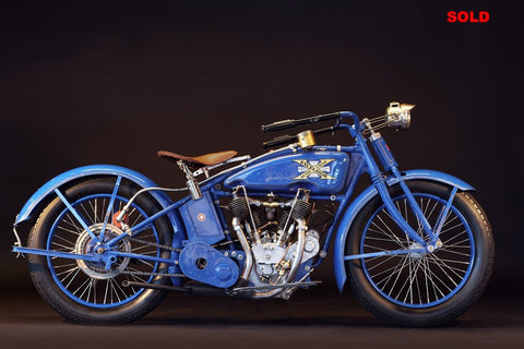 1920 EXCELSIOR series 20 1000Cc 'BIG TWIN'