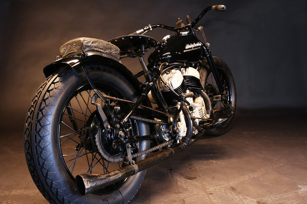1951 HARLEY DAVIDSON 750cc WR - Heroes Motorcycles