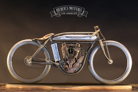 INDIAN BOARD TRACK RACER HEDSTROM
