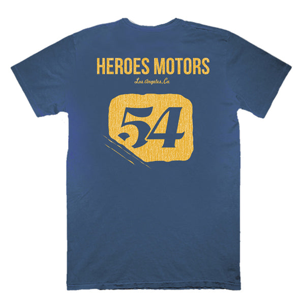 "Tee-Shirt Heroes Motors ""Splash 54"""