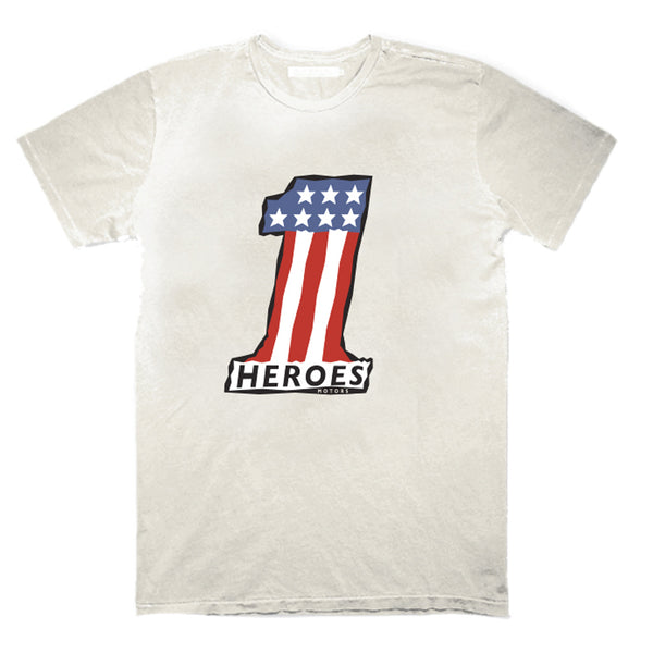 "Tee-Shirt Heroes Motors ""One"""