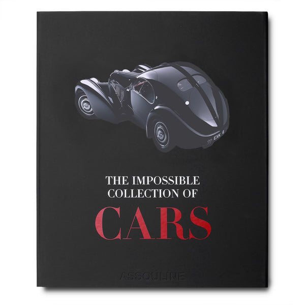 The Impossible Collection of Cars