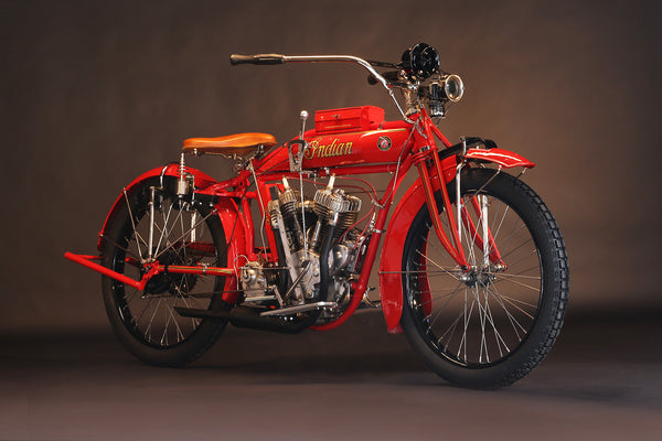 1916 Indian 1000Cc Power Plus - Heroes Motorcycles