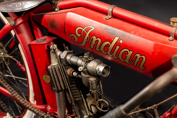1912 Indian Single Board Track Racer