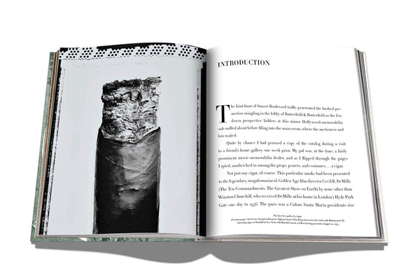 "Book ""The Impossible Collection Of Cigars"" Assouline"