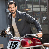 "Original Cotton Jacket ""Workshop"" - Heroes Motorcycles"