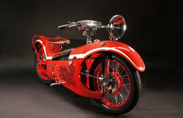 1929 Majestic - Heroes Motorcycles