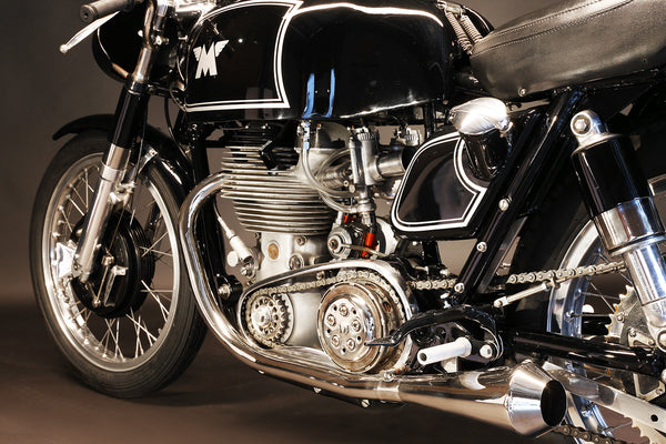 1955 Matchless 500cc G45 - Heroes Motorcycles