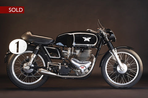 1955 Matchless G45