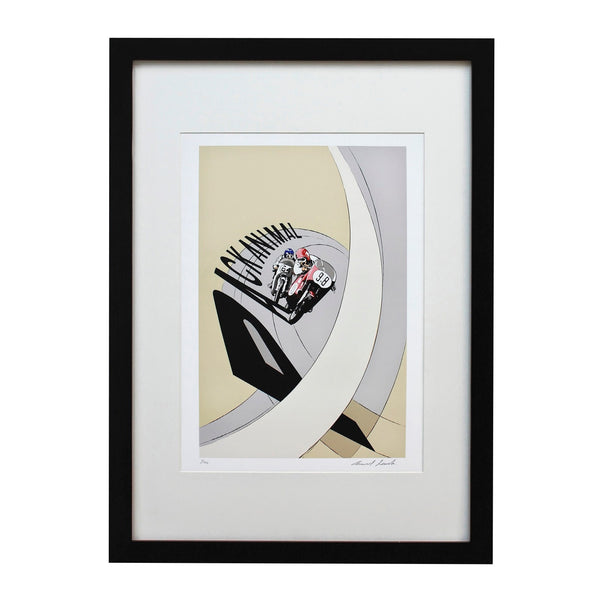 Pack Animal Limited Edition Print - Heroes Motorcycles