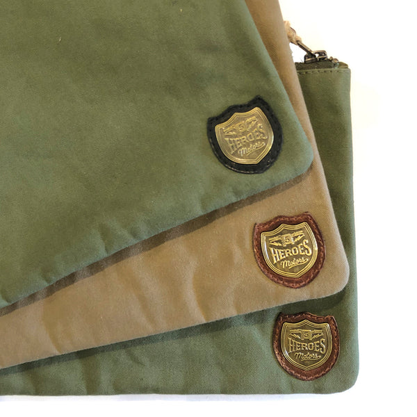 "Bag Heroes Motors ""Pouch"""