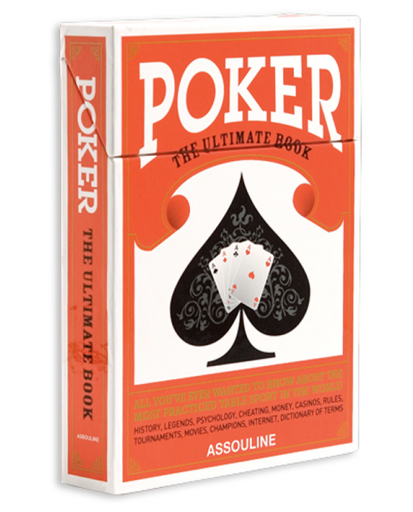 POKER: THE ULTIMATE BOOK - Heroes Motorcycles