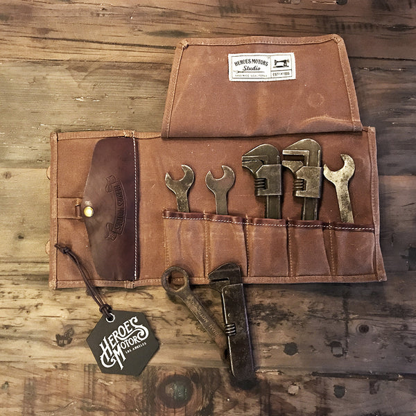 Heroes Supply Tools Bag - Heroes Motorcycles