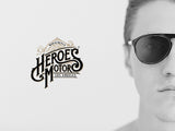Heroes Quartz Sunglasses - Heroes Motorcycles