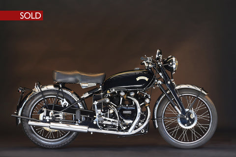 1951 VINCENT 1000Cc Black shadow