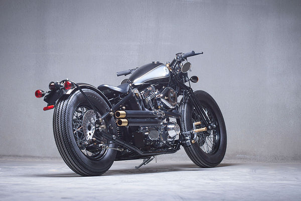 Zero Engineering Model: Type 9 - Heroes Motorcycles