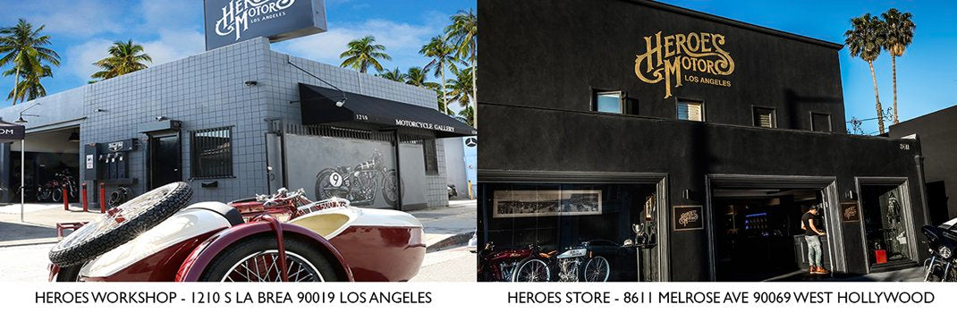 Heroes Motors Los Angeles