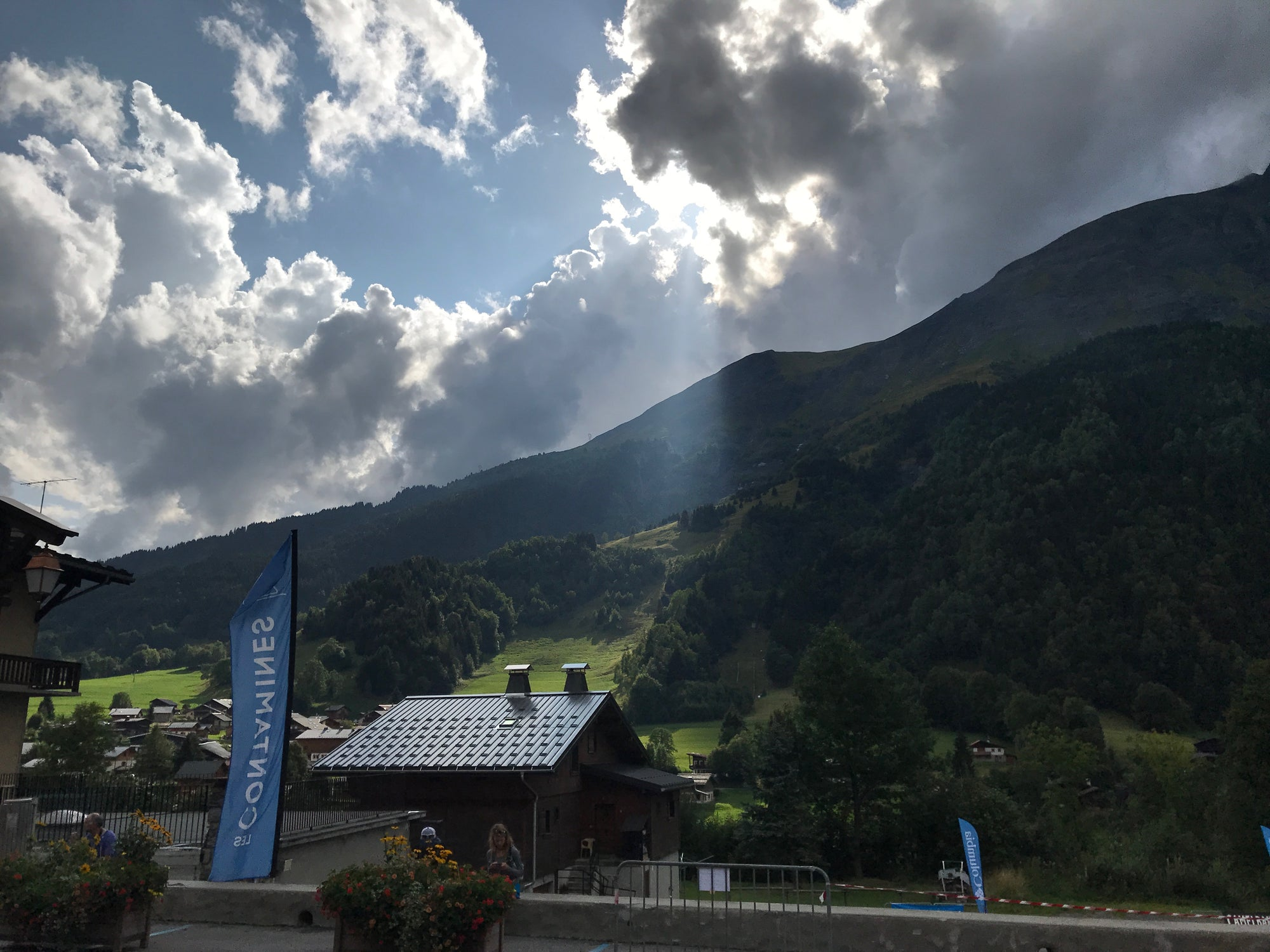 UTMB Photo Essay: The Calm Before the Storm
