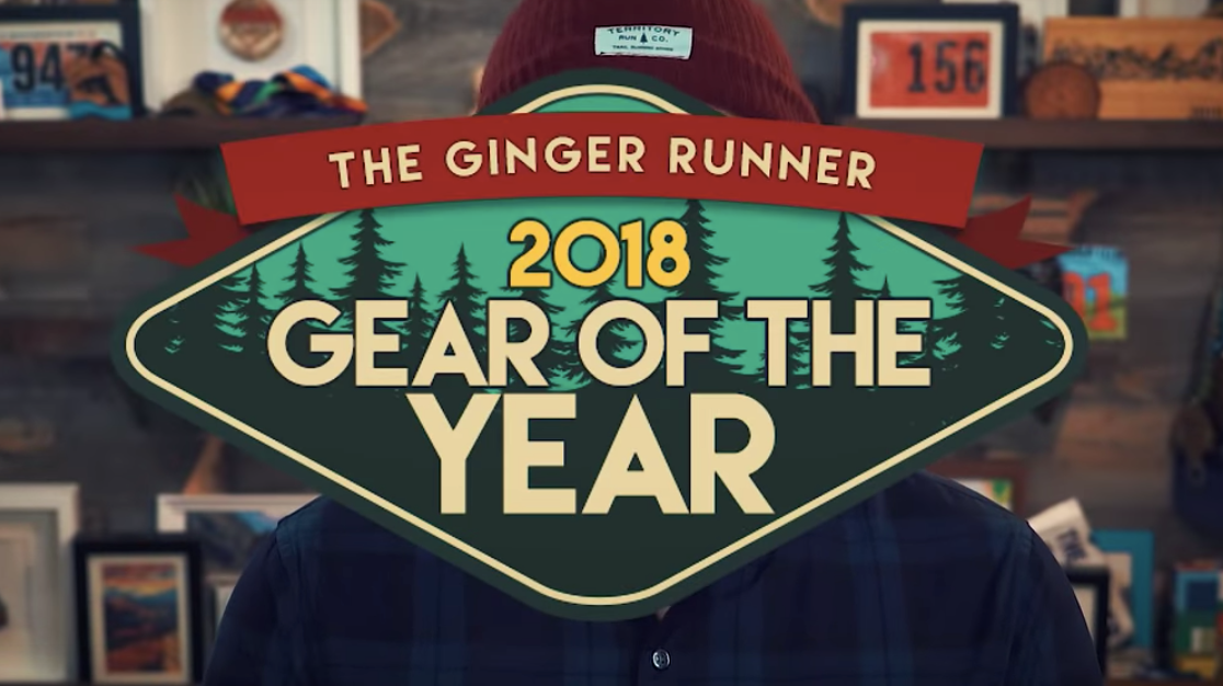 "FKT 5"" Shorts Win 2018 Gear of the Year Award from The Ginger Runner"