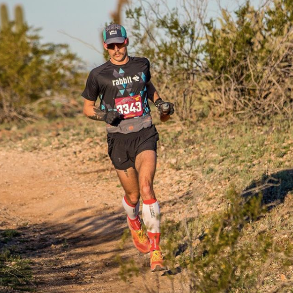 rabbit Signs on as Apparel Sponsor for Aravaipa's Black Canyon Ultras