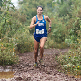 rabbitPRO Dani Moreno Earns Gold at 2019 NACAC Mountain Running Championships