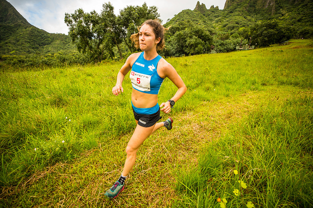 rabbit's Dani Moreno Defends XTERRA World Championship in Hawaii