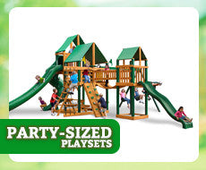 Party-Sized Playsets