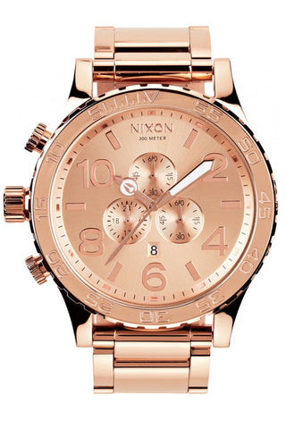 51-30 Chrono Watch - All Rose Gold