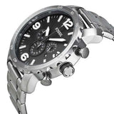 Nate Chronograph Stainless Steel Watch