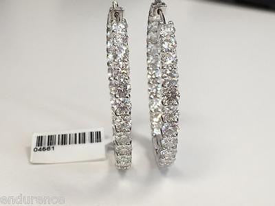 DIAMOND EARRINGS VS1 clarity & F color MATCHING DIAMONDS