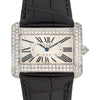 Cartier Tank Divan Factory Diamond Case WA301370