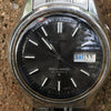 Seiko Bell-Matic 4006-7011 Day Date Automatic 27 Jewel Stainless Steel Men Watch