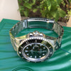 Rolex 43mm Red Sea-Dweller Stainless Steel 126600 New Box Card Tags Stickers