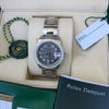 Rolex 178240 Datejust 31mm Midsize Stainless Steel Diamond Dial Bezel