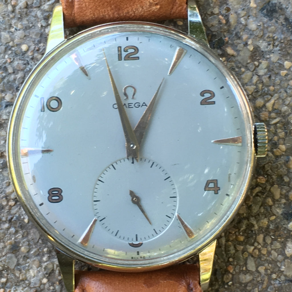 Omega Vintage 2325/9 Manual Wind Watch