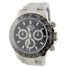 Rolex Daytona Stainless Steel Ceramic Bezel Black Dial 40mm 116500