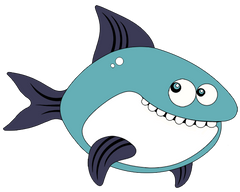 Fergal-the-friendly shark