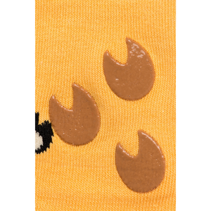Baby/Kids Bamboo Grip Socks - Giraffe