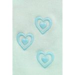 Load image into Gallery viewer, Baby/Kids Bamboo Grip Socks - Blue Pony