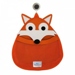 Load image into Gallery viewer, Bath Toy Storage Bag - Fox