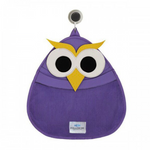 Load image into Gallery viewer, Bath Toy Storage Bag - Owl