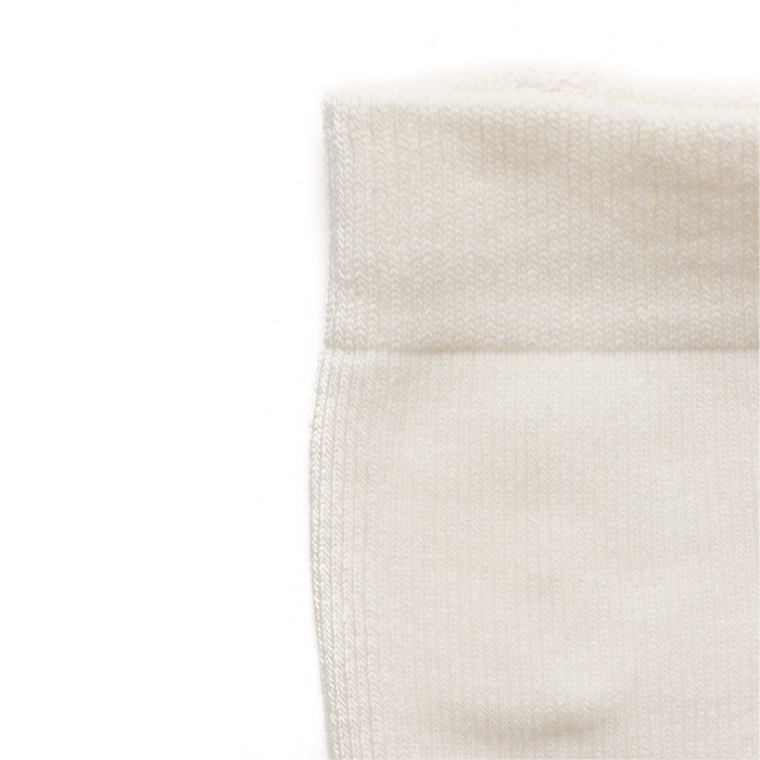 Baby/Kids Tights with Grips - Ivory White 3-pack