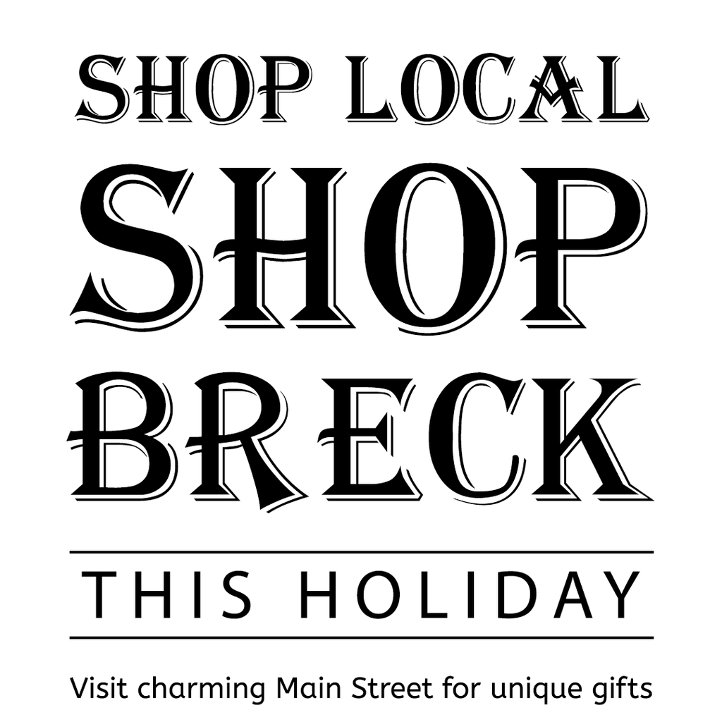 Shop Local...Shop Breck this Holiday