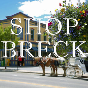 Shop Breck at Wine Classic Sept 15 to 17th